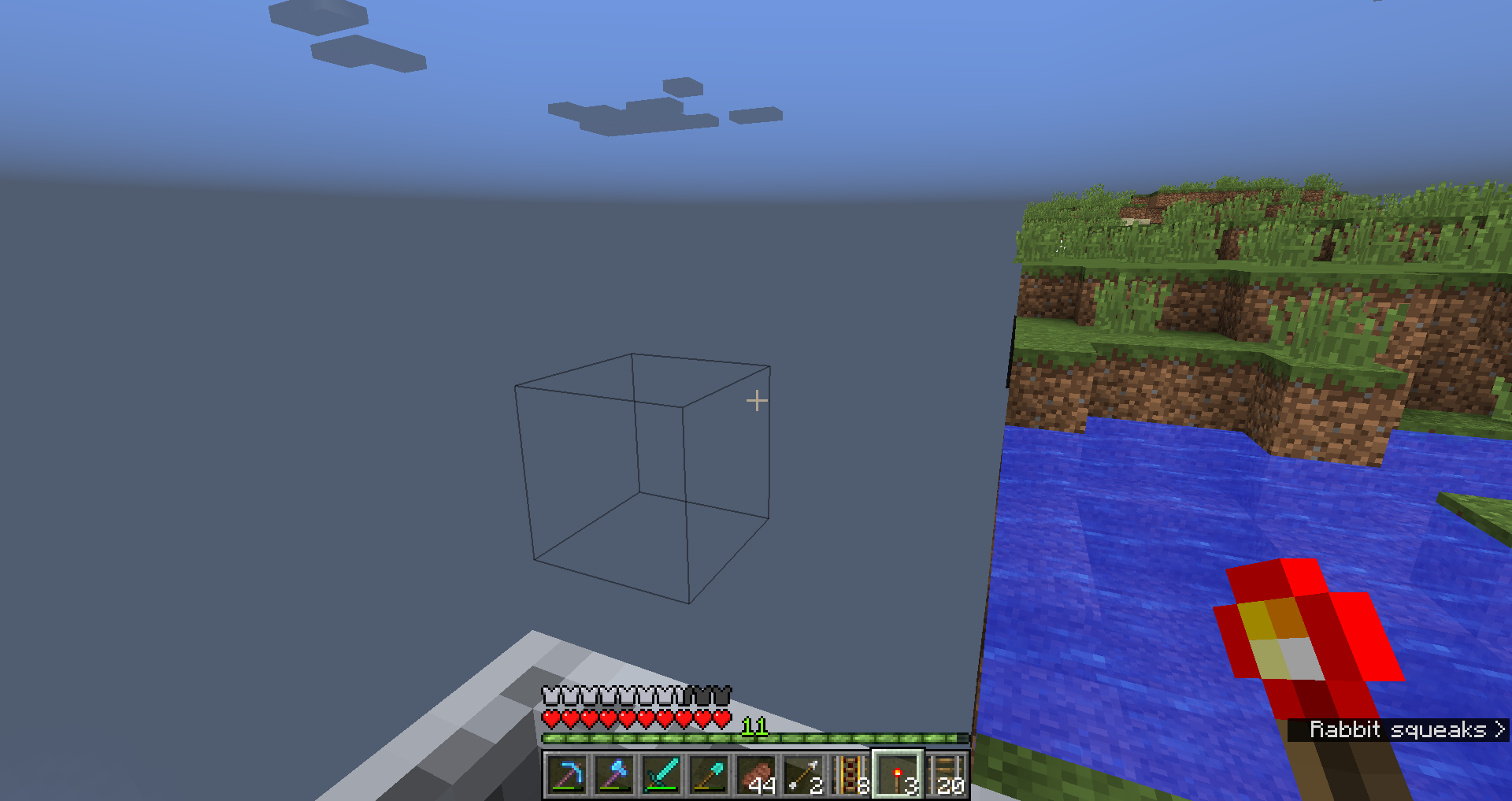 MC Chunks Dont Load When You Are In A Minecarton A Horse - Minecart minecraft teleport to player