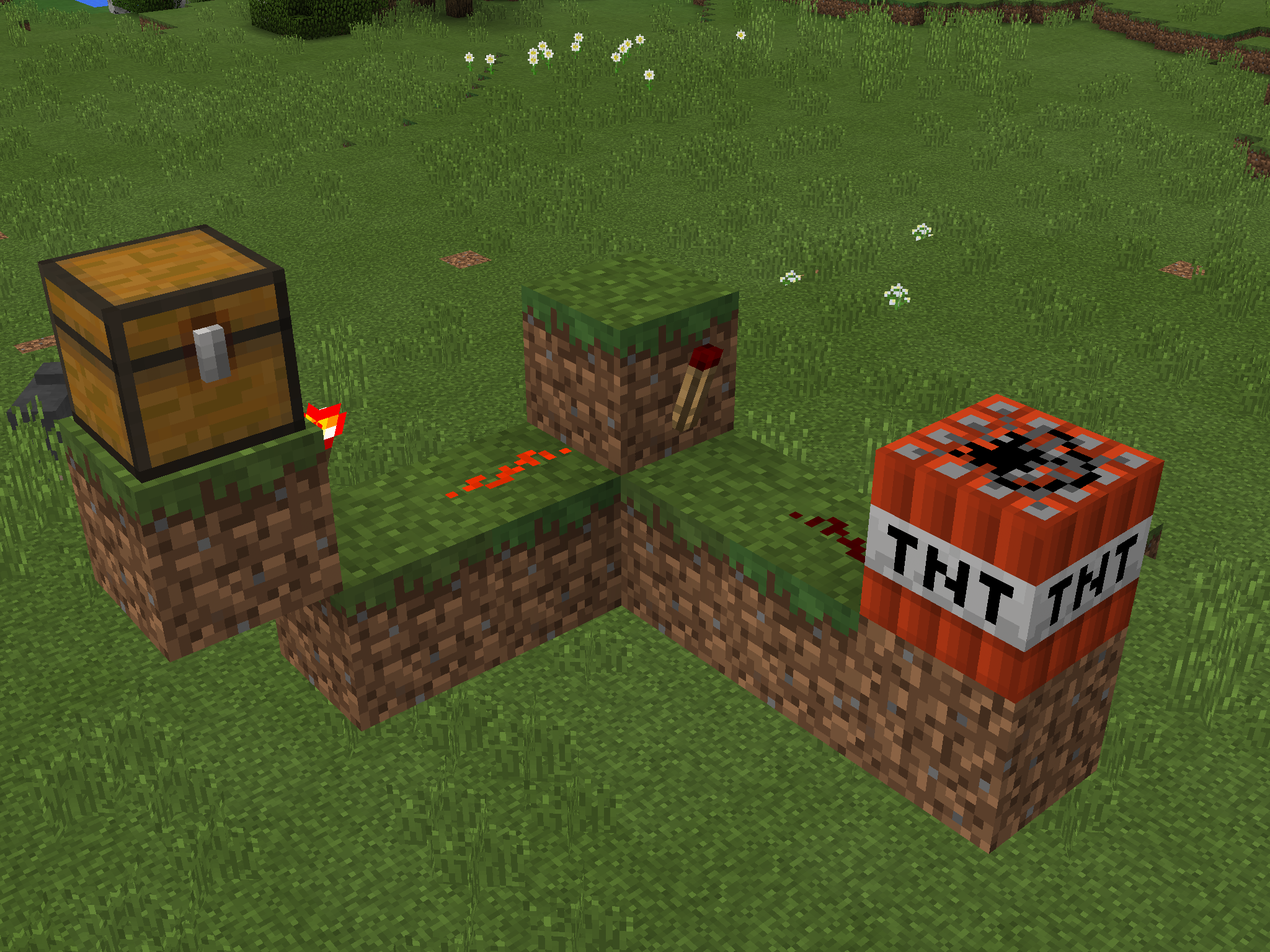 Redstone Wiring Mod Mcpe 11943 Trapped Chests Dont Emit Energy Jira Chest Weakly Powers A Block