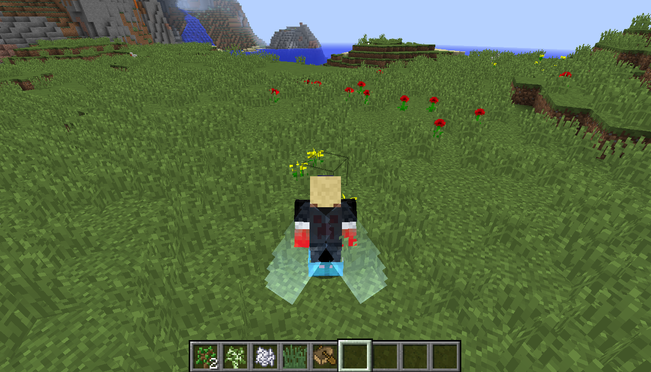 how to fly minecraft elytra