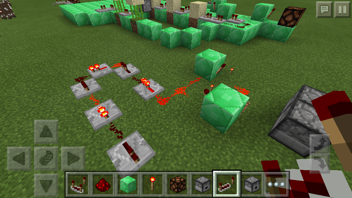 MCPE-14079] Rs nor latches acting like a redstone clock  - Jira
