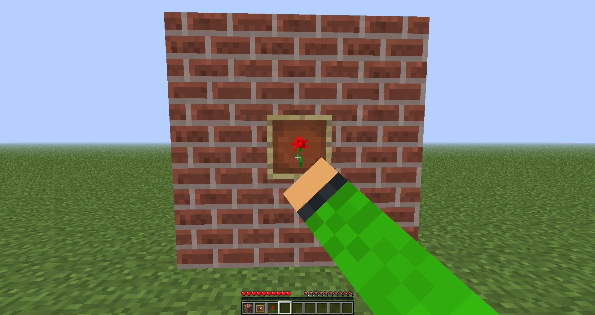 MC-579] Entities (paintings,item frames, minecarts) are breakable in ...