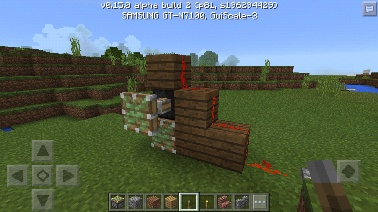 how to make sticky pistons work minecraft