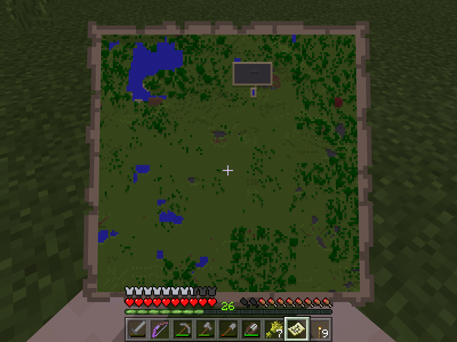 minecraft windows  edition beta   pmpng. mcpe zooming out a map loses all its data  jira