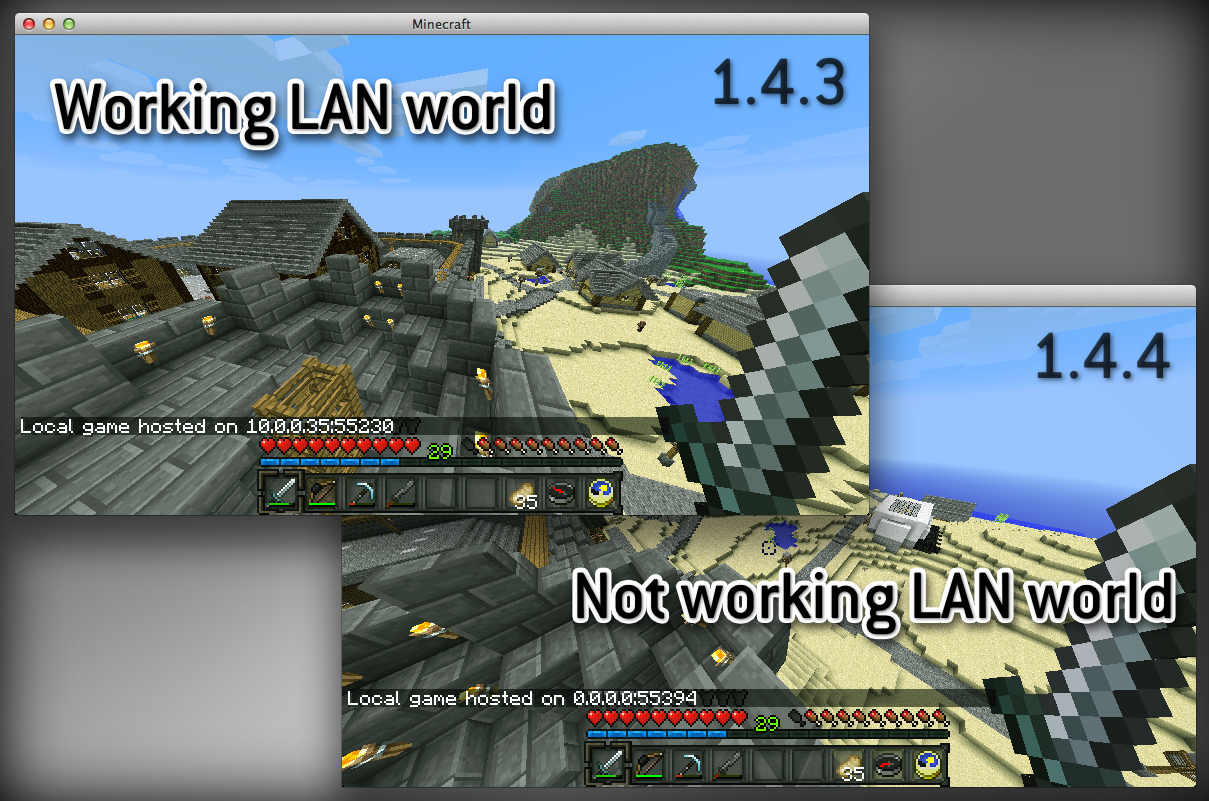 how to connect to minecraft lan with hamachi