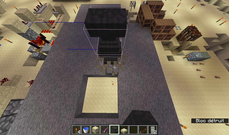 anvil how to make mc
