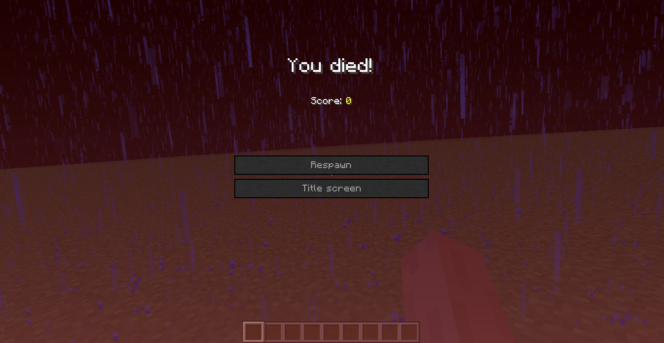 MC-2835 Resizing the Minecraft window while dead grays ...