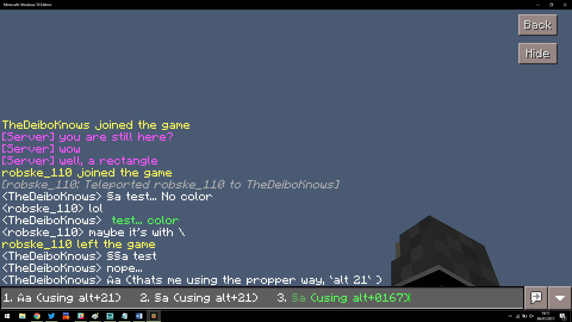 Minecraft Color Code Symbol Images - definition of symbolism