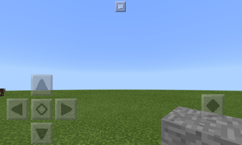 Mcpe 20783 After Exiting The Inventory The Hot Bar Gui