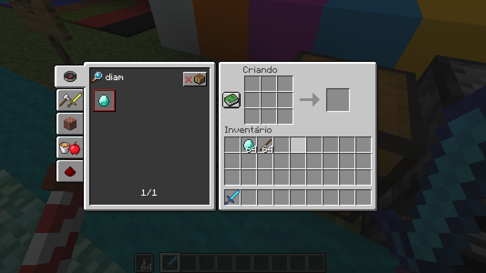 how to make a book in mc