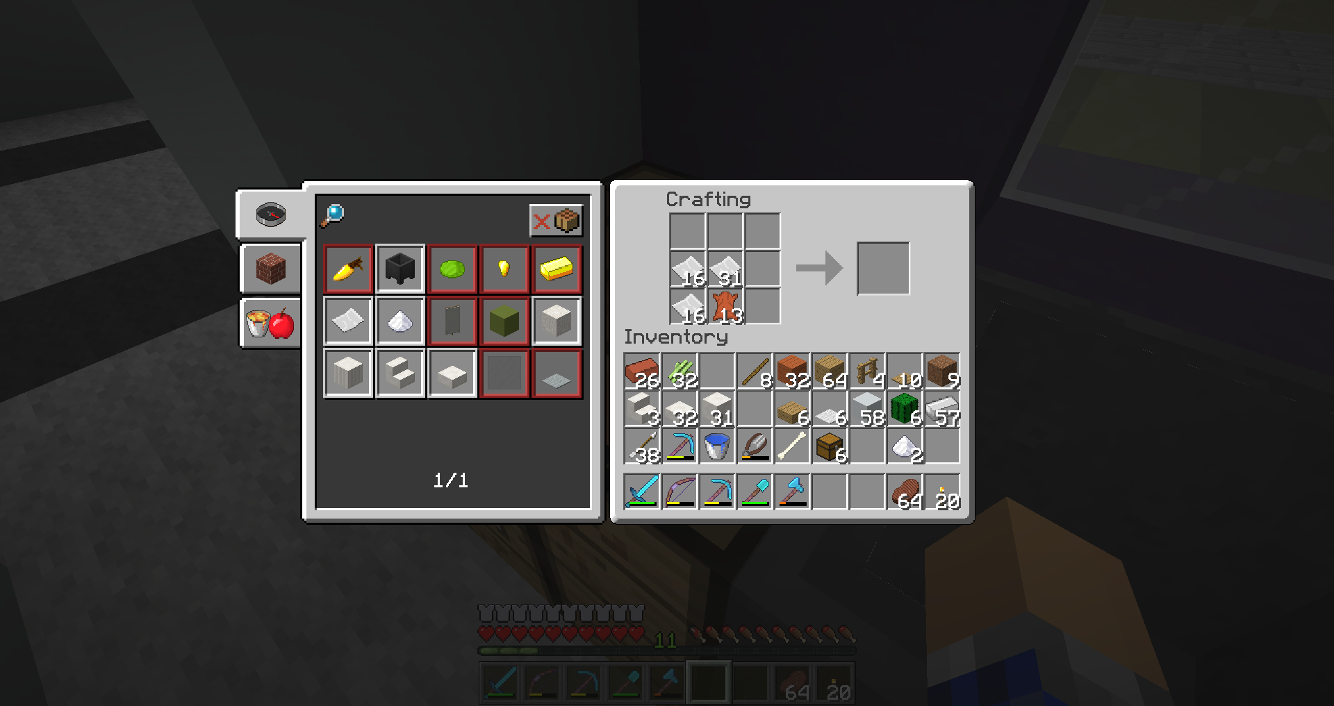 Pixelmon Crafting Recipes