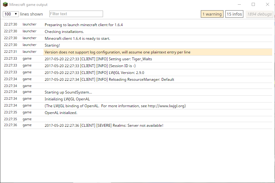 MCL-7282] Minecraft Launcher fails to pass Session ID to pre
