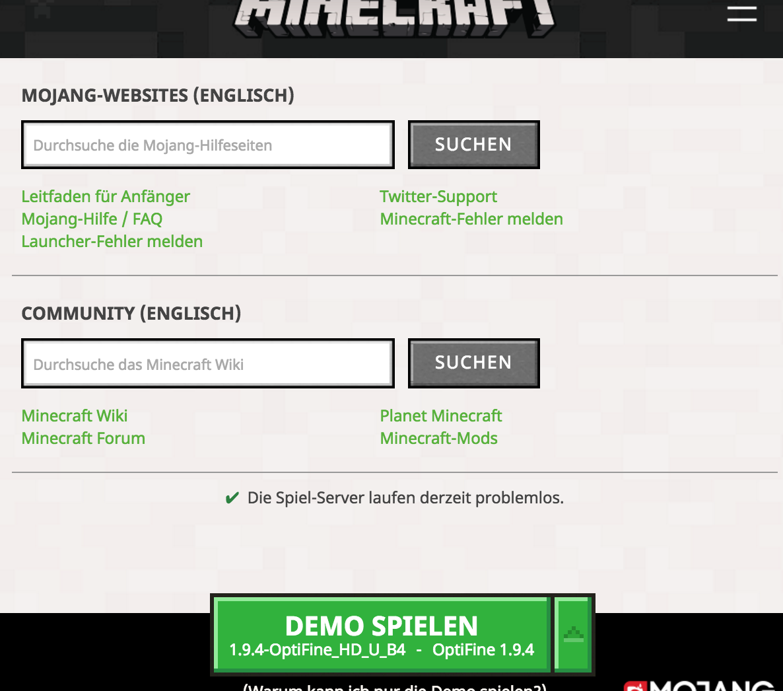 Minecraft Spielen Deutsch Minecraft Wiki Jetzt Spielen Bild ...