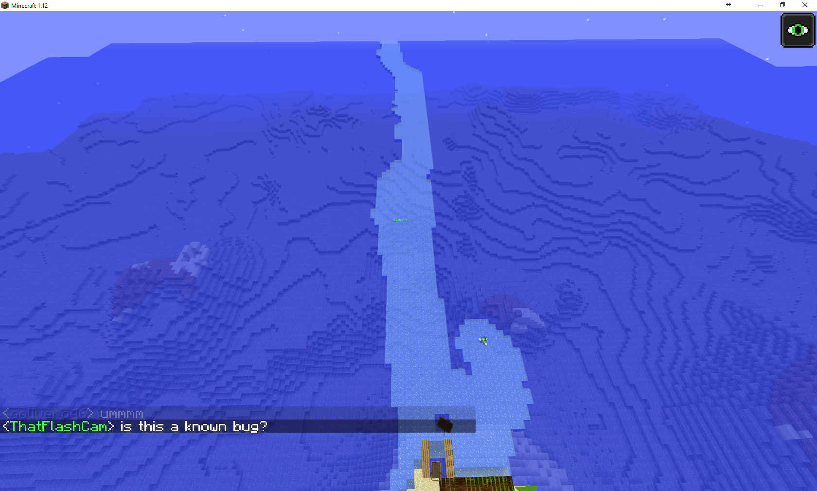 Mc 119658 Frost Walker Ice Not Melting Jira This is in the videogame minecraft. mc 119658 frost walker ice not melting