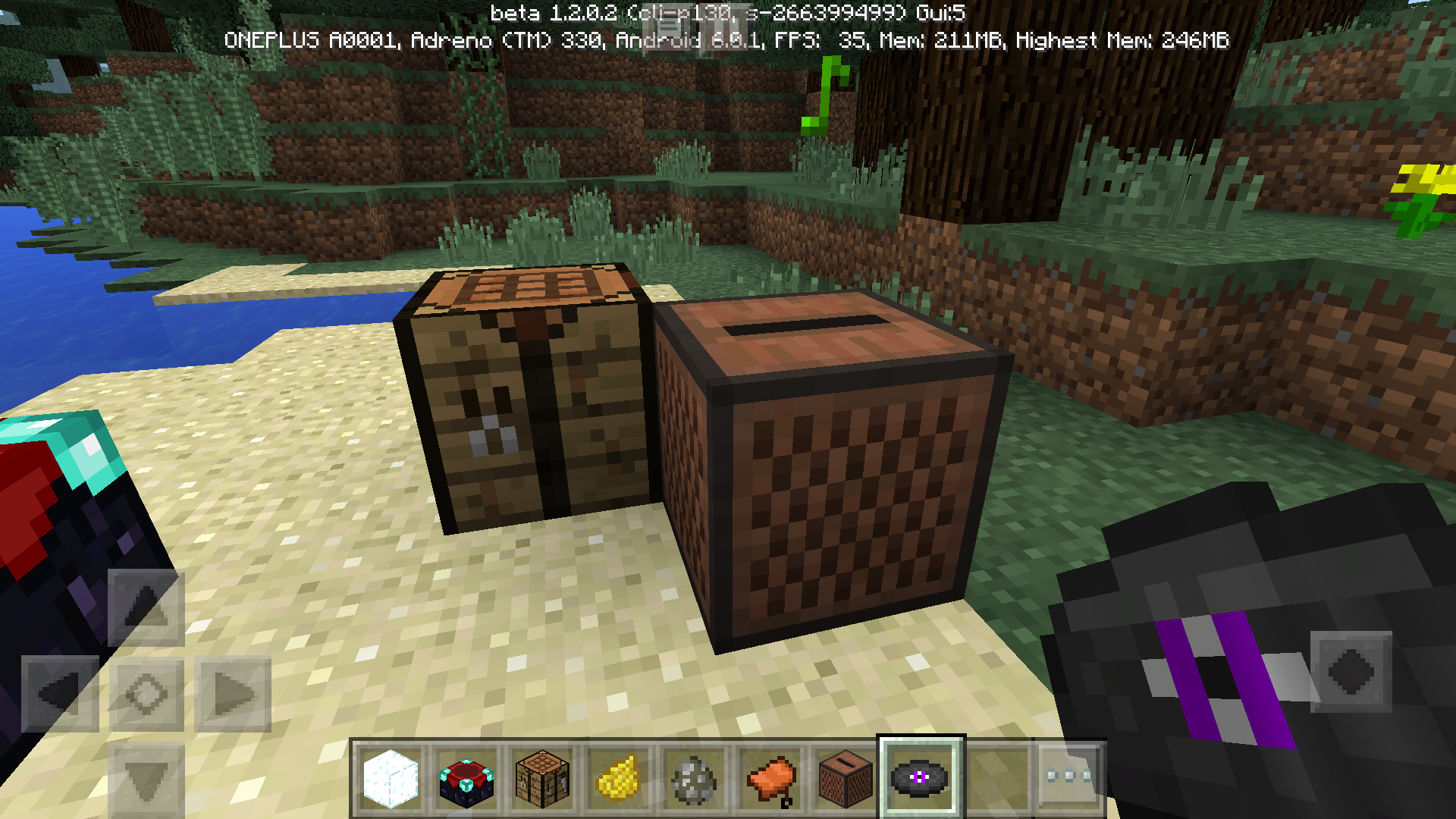MCPE-23761] No sounds/music coming from the jukebox  - Jira