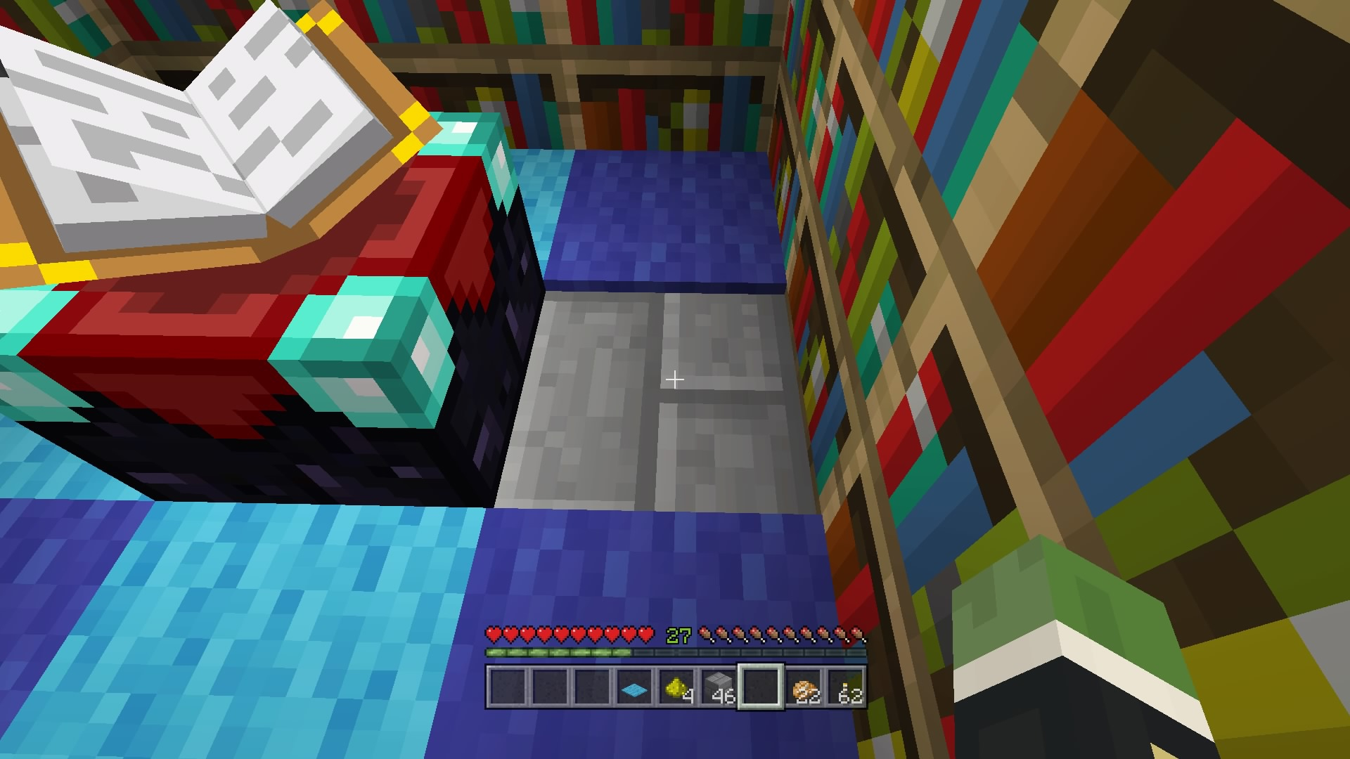 Mcce 5625 Enchantment Table Doesn T Work With Carpet Jira