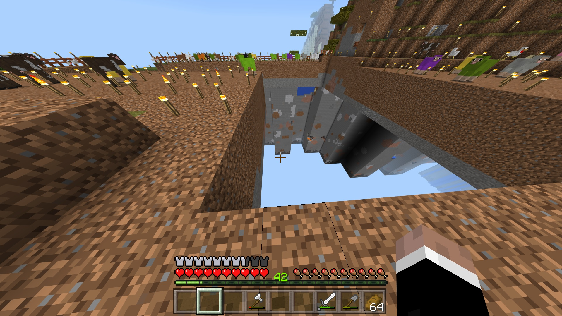 REALMS-494] Huge Chunks of World disappearing! - Jira