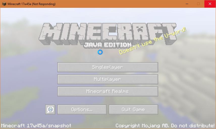 MC-121725] Game freezes at title screen - Jira