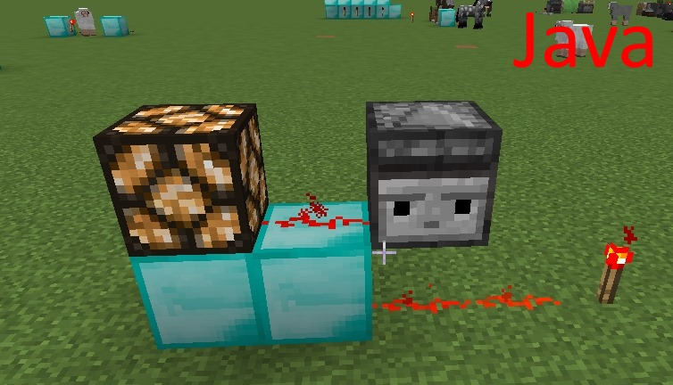 how to use observer in minecraft pc
