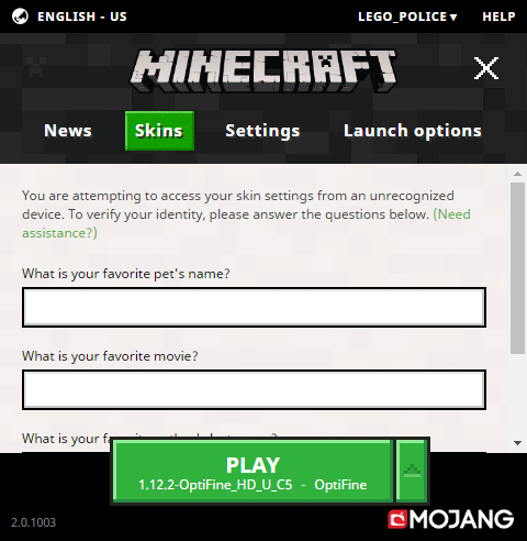 how to fix minecraft launcher 2017