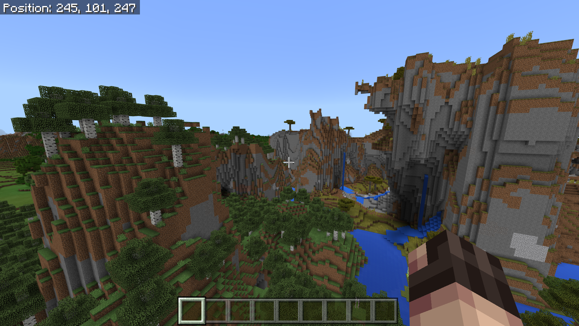 MCPE-29698] Birch Forest M biome does not generate tall