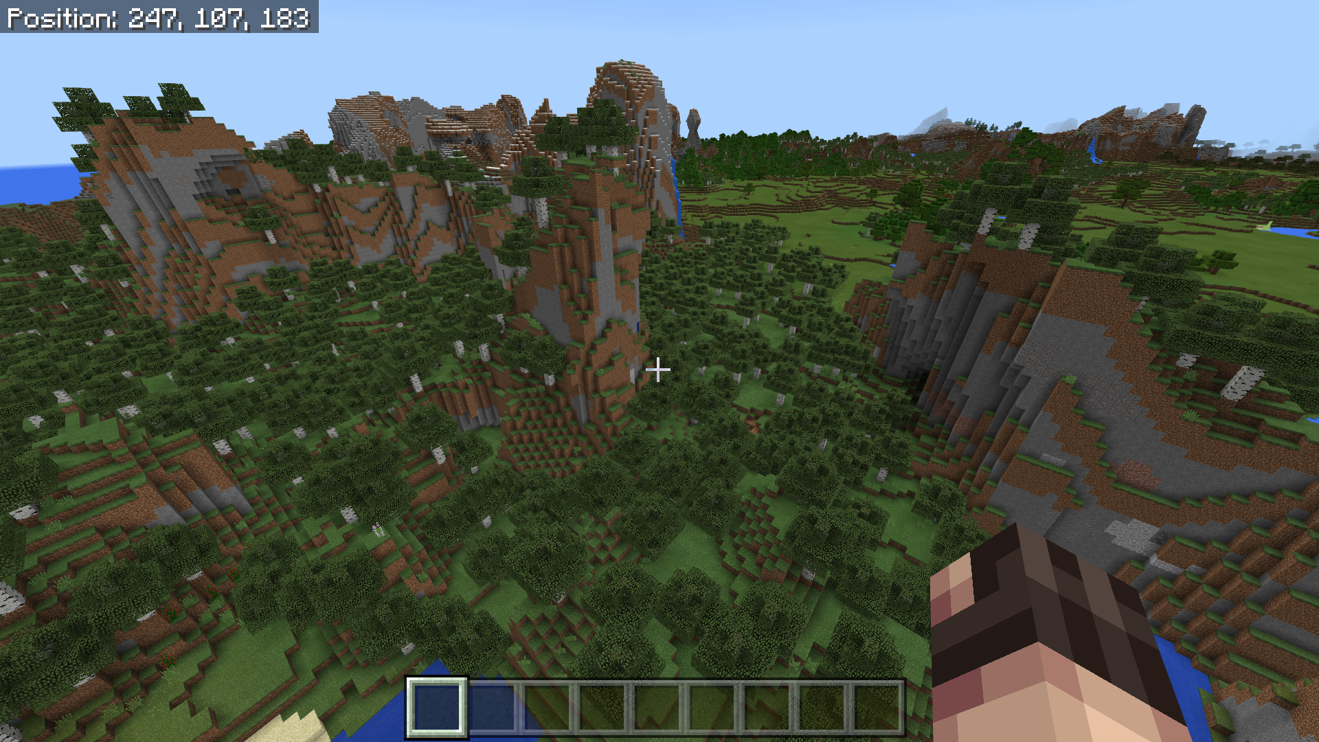 MCPE-29698] Birch Forest M biome does not generate tall Birch Trees