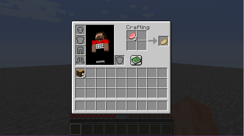 Minecraft Crafting Shortcuts