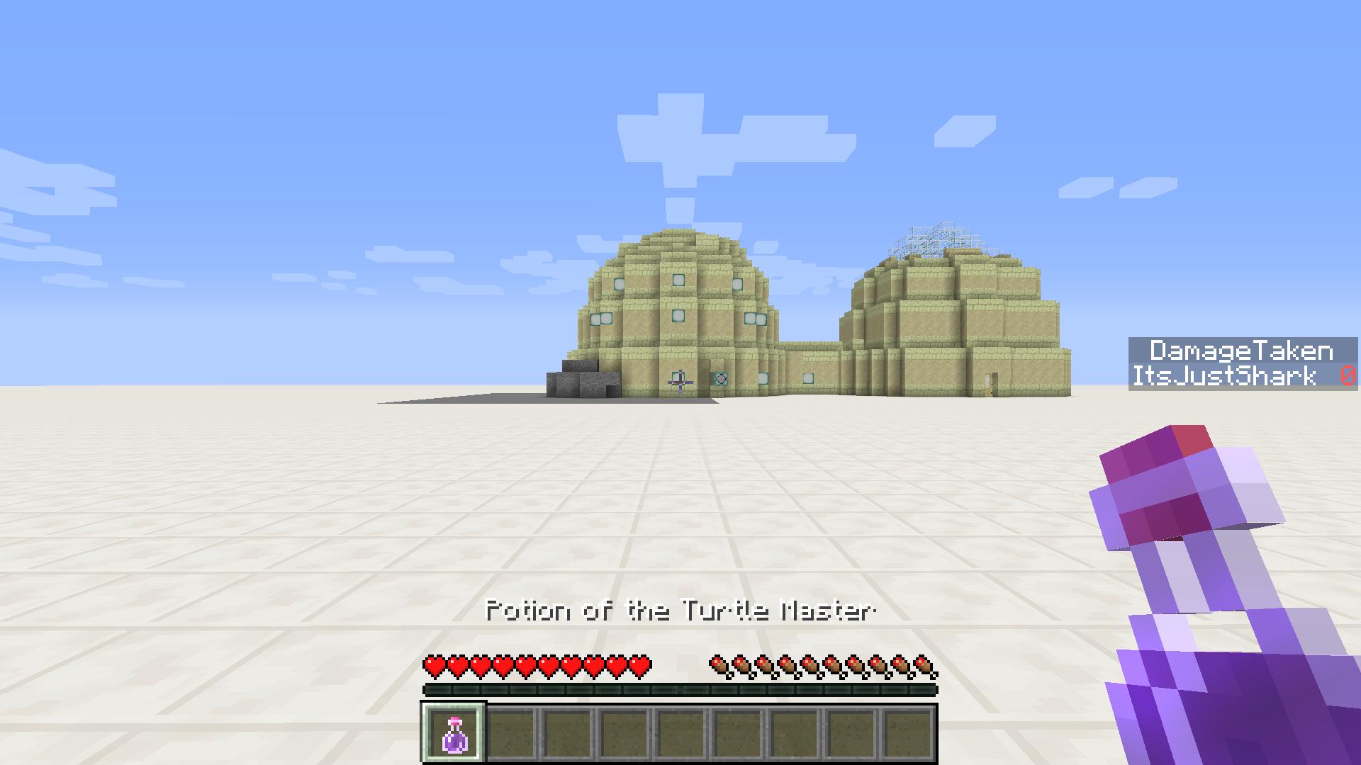 MC-126710] Turtle master potion is too op - Jira