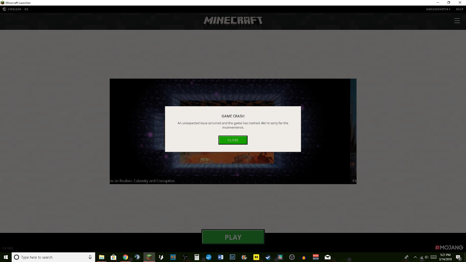 Minecraft Forge Crashes On Startup - Muat Turun 7