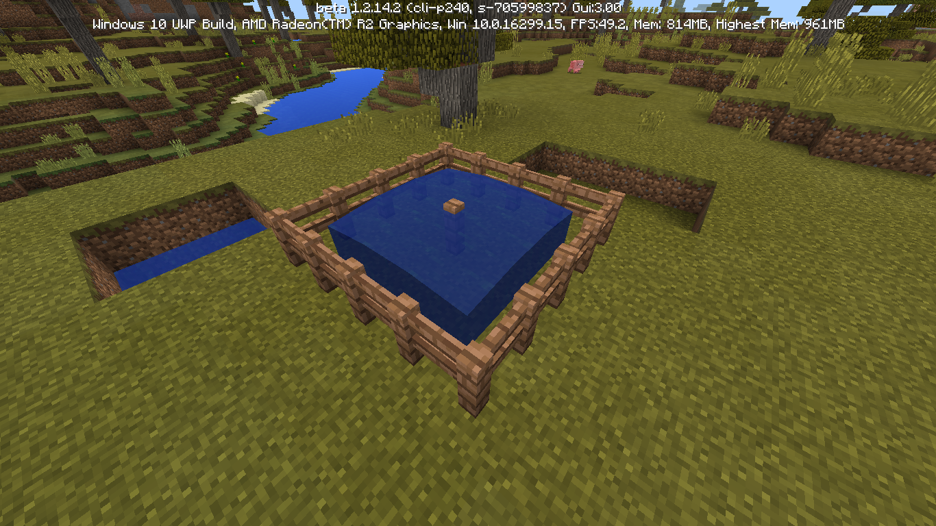 MCPE-31833] WaterLogging not **Fully** working as it should - Jira