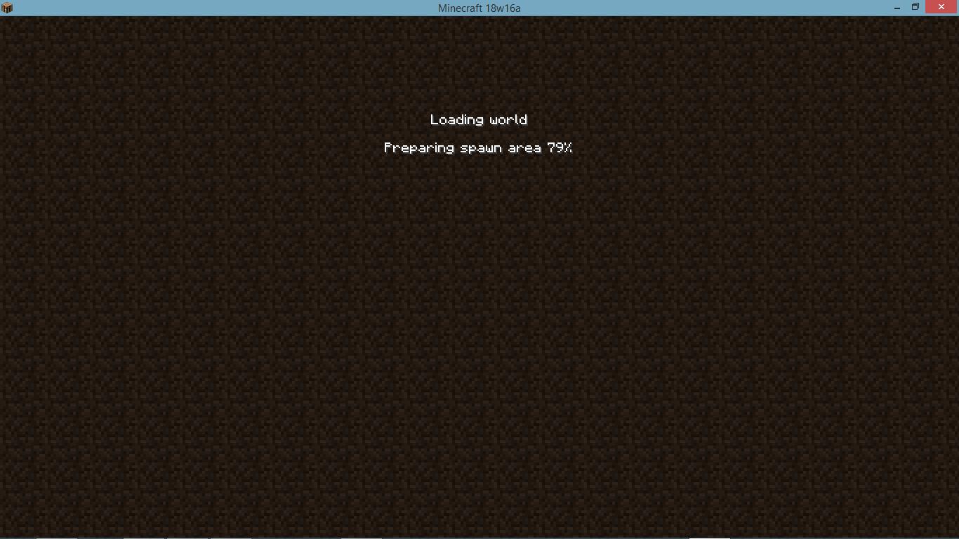 MC-128677] Game Crashes at Buffet World creation (Preparing