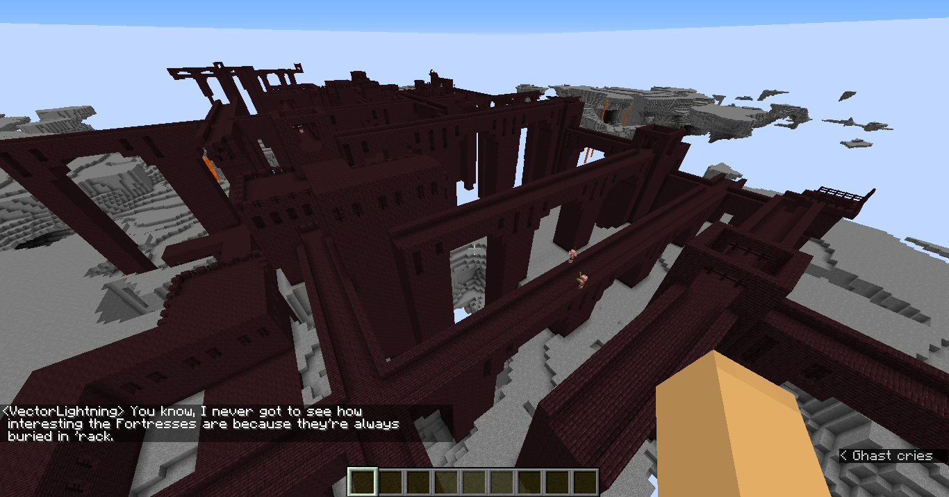 MC-128796] Buffet worlds: Nether or End biomes don't use