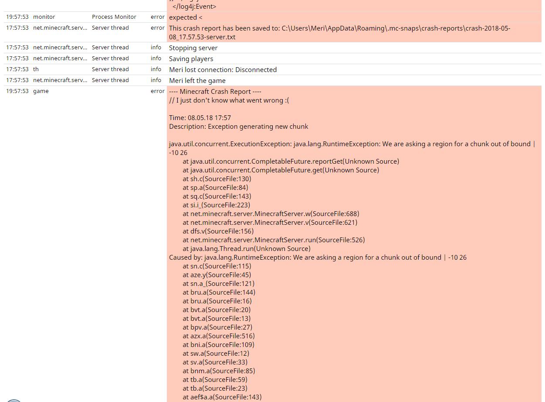 MC-125134] Server crashes while generating new chunks – java util