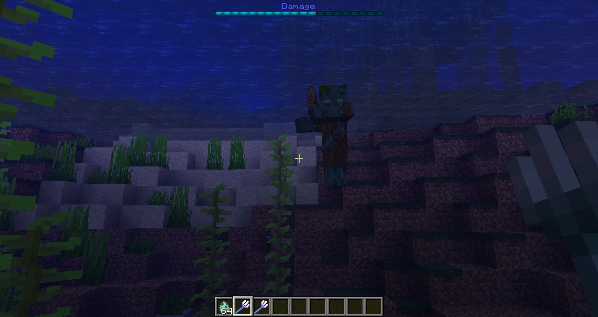 MC-129940] Drowned are not affected by the Impaling