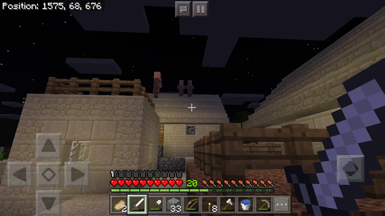 MCPE-34035] Villages spawn too many villagers! - Jira
