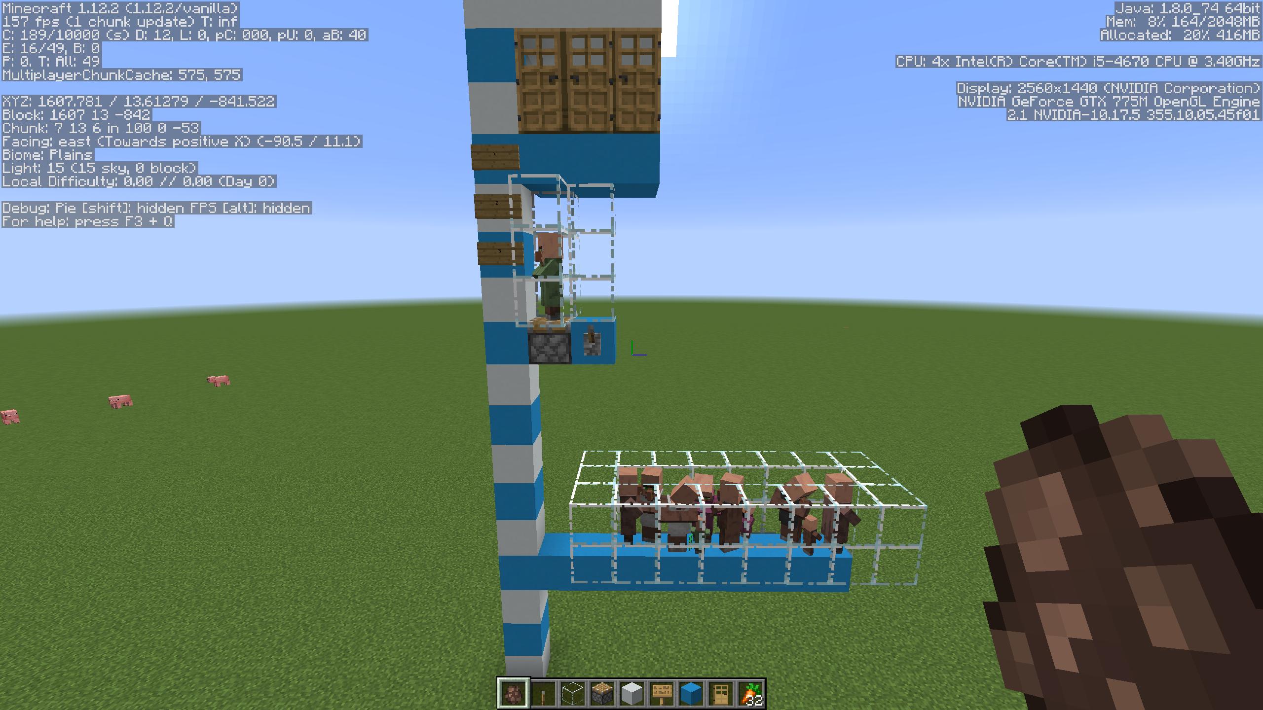 Minecraft 1 13 Villager Breeder - Biosciencenutra