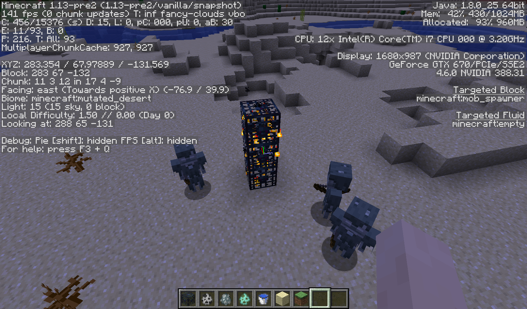 MC-131646] Drowned spawner is location specific - Jira