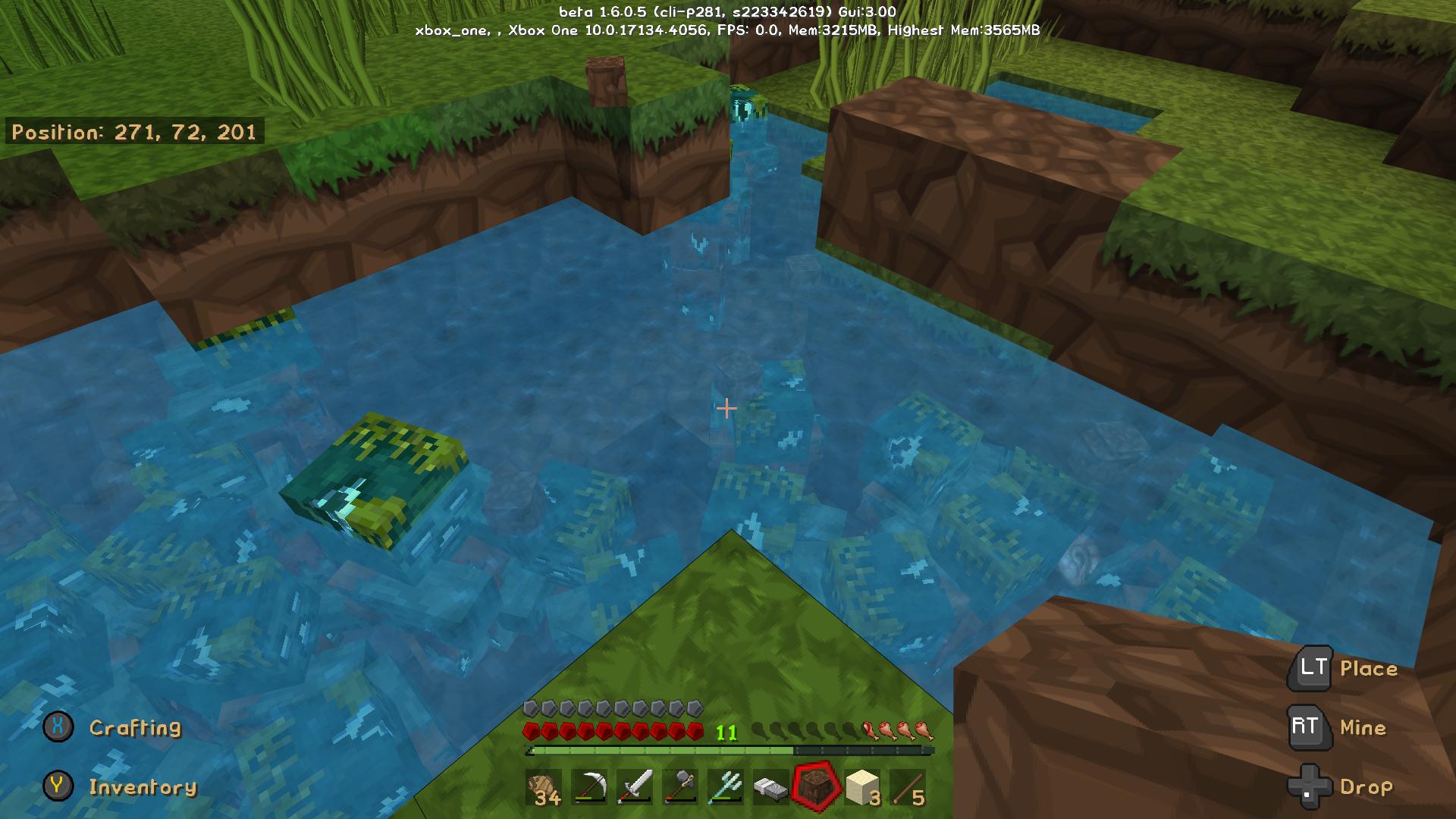 MCPE-35294] Drowned filling mobcap - Jira