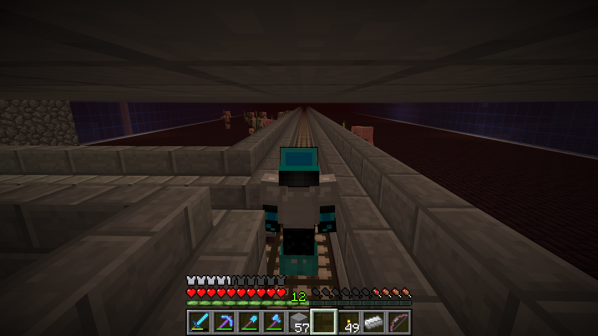 MC-133992] Nether fortress not spawning wither skeletons or
