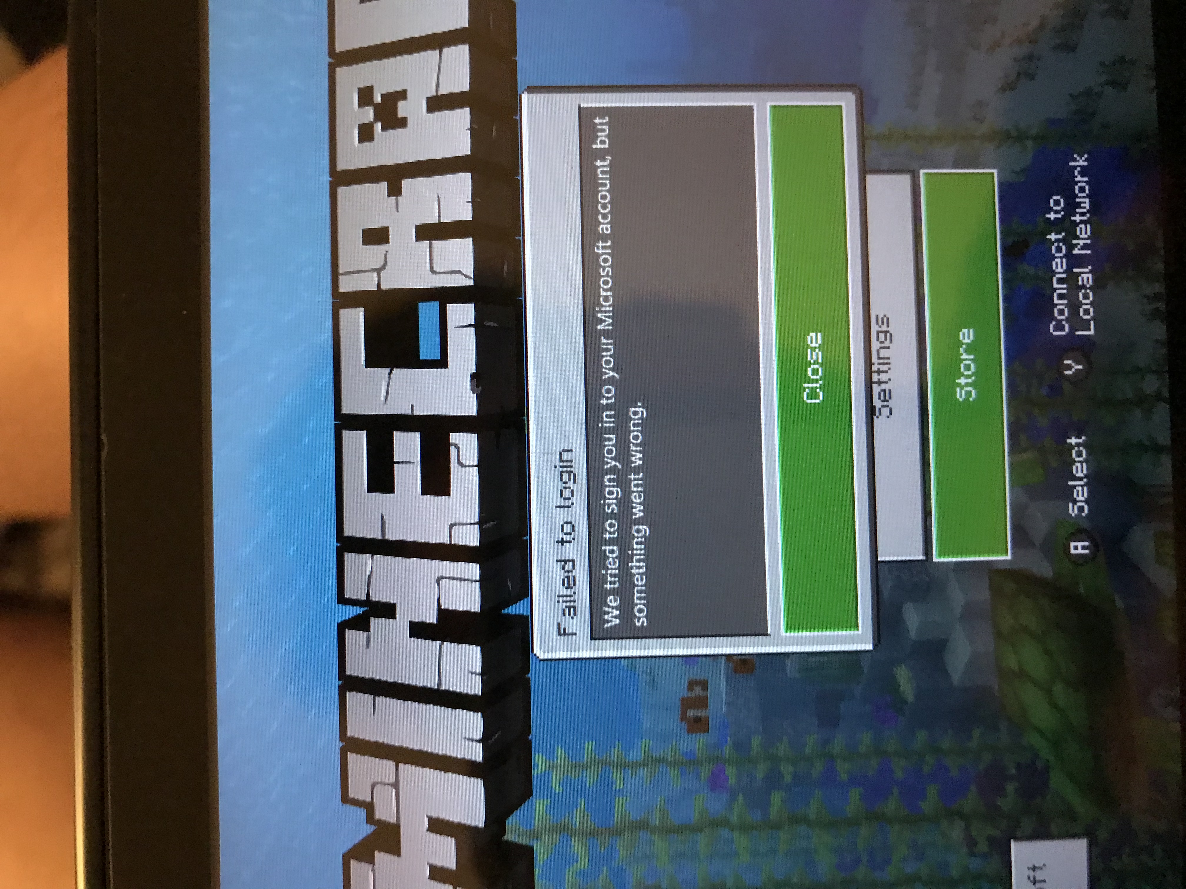 MCPE-36088] Login on Microsoft on Minecraft fails and there