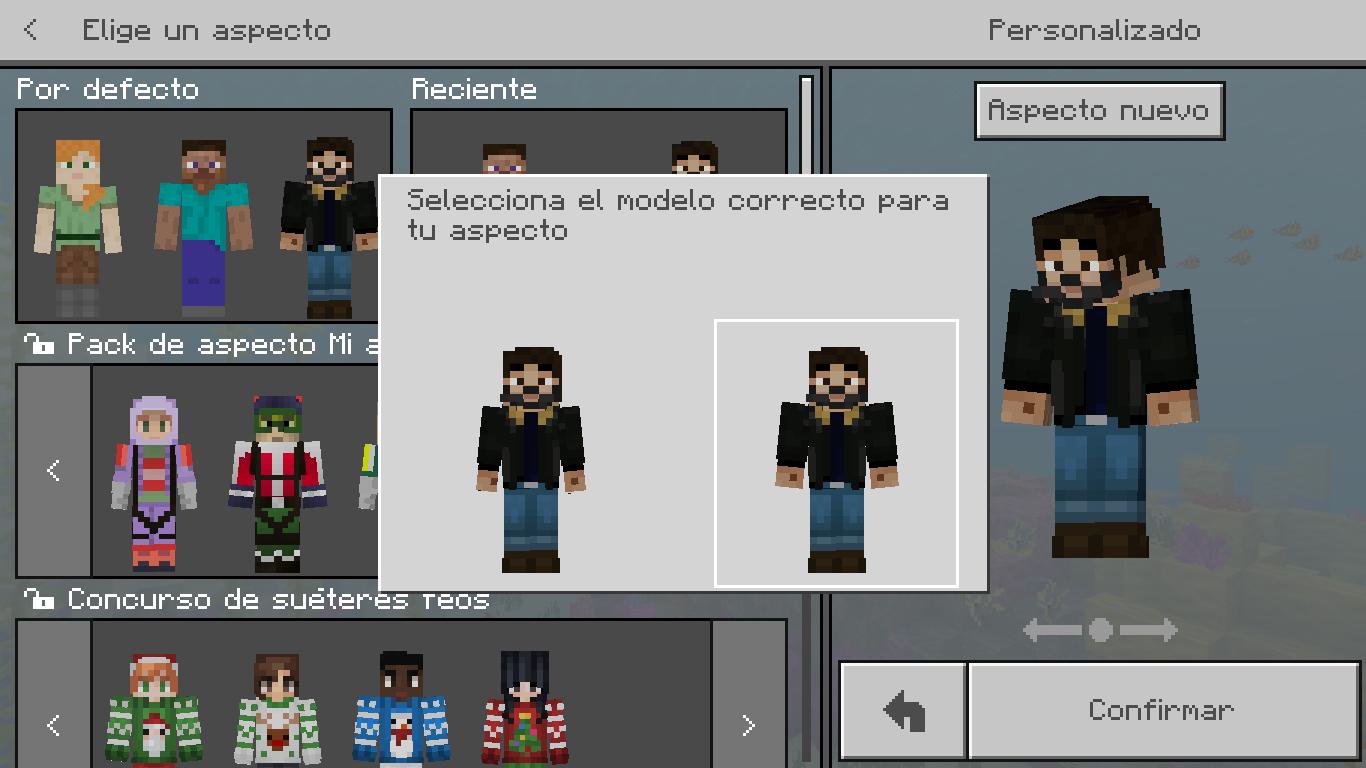 minecraft java edition 4d skins