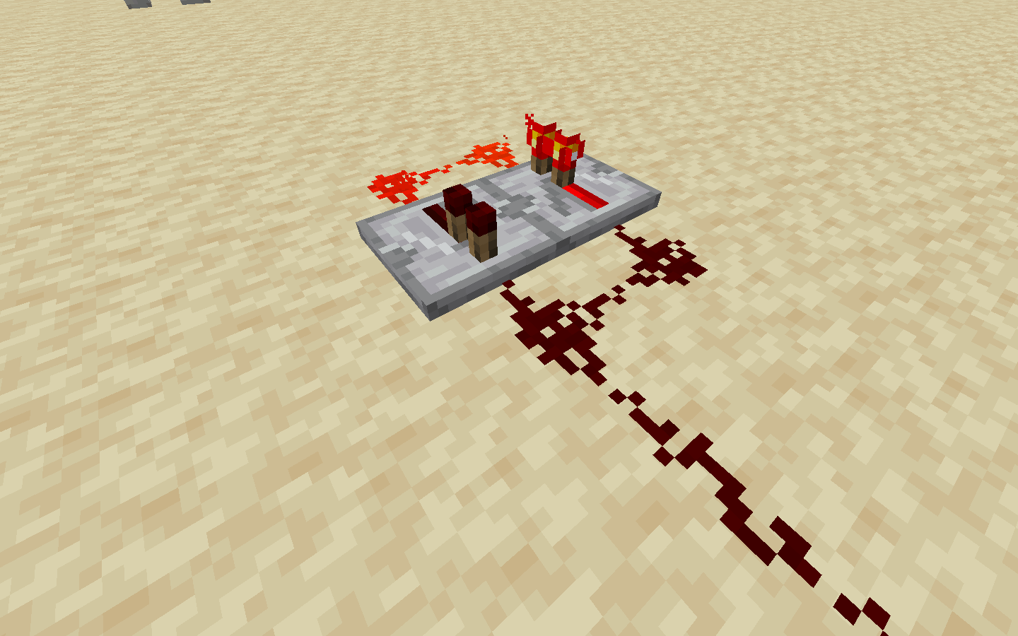 Mc 140156 Redstone Clocks Freeze Whenever I Walk Away From The Clock Minecraft Project 2018 11 25 190330