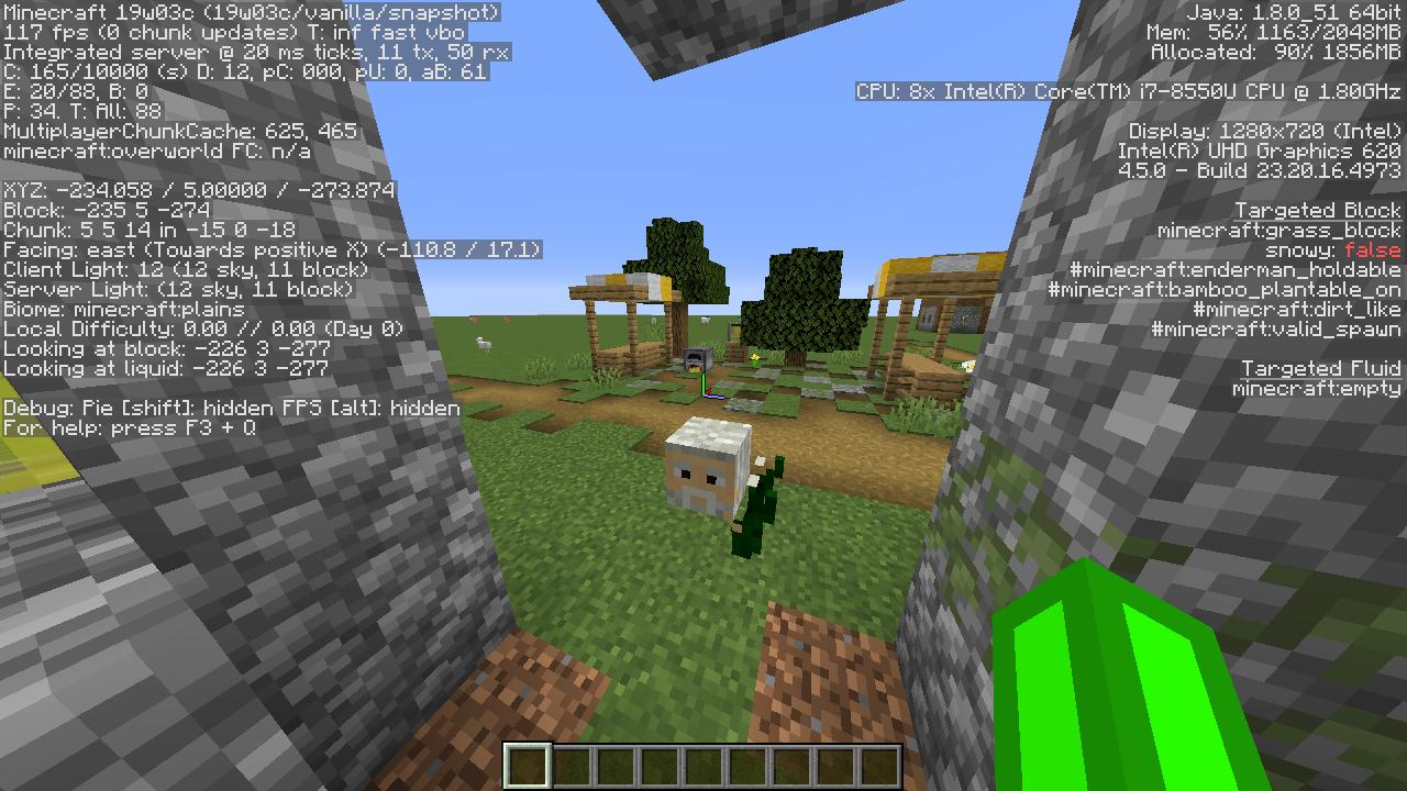 MC-142653] Player Heads render strange - Jira