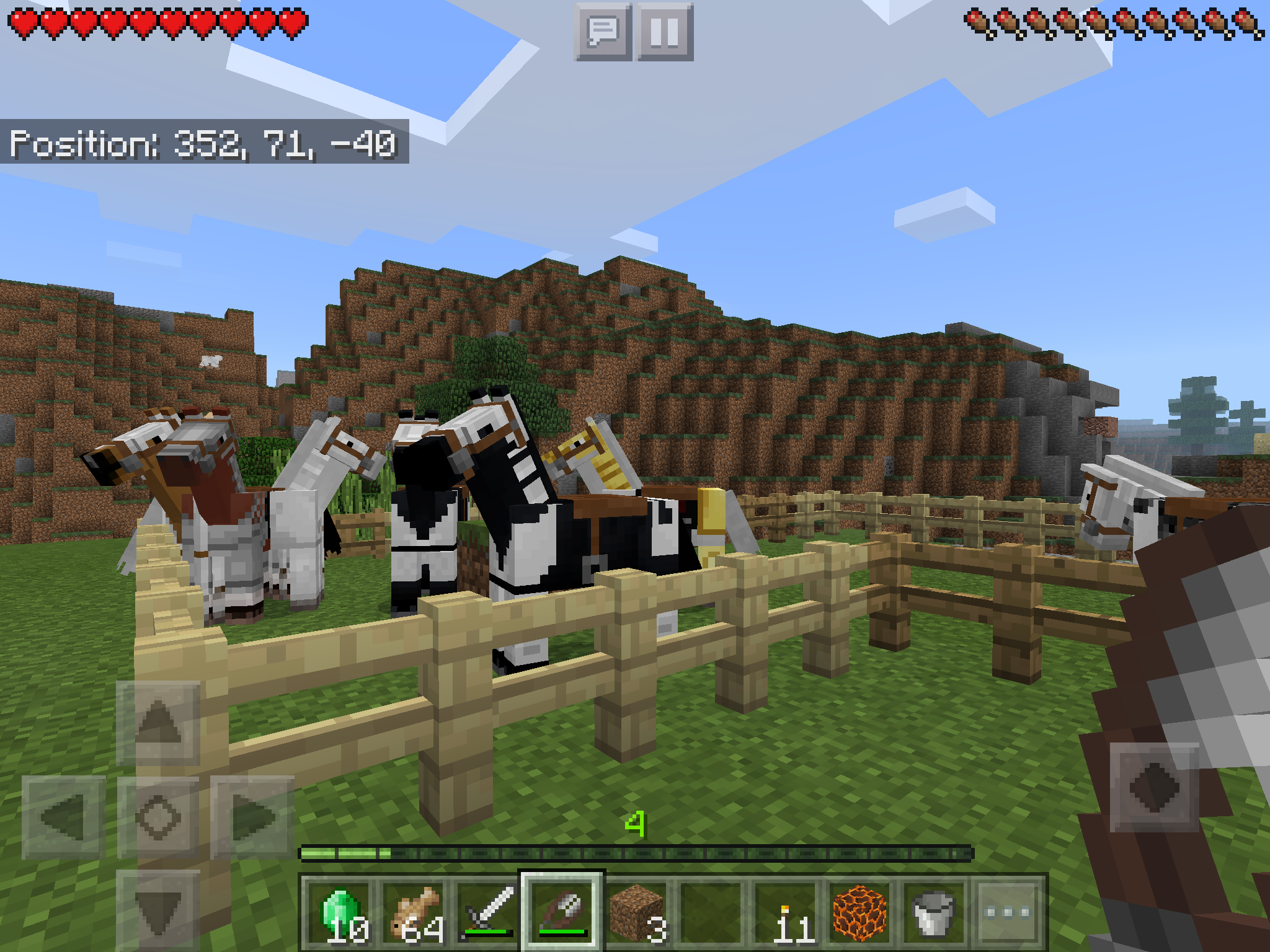 Mcpe 40945 All Leather Horse Armor Is Now White Jira