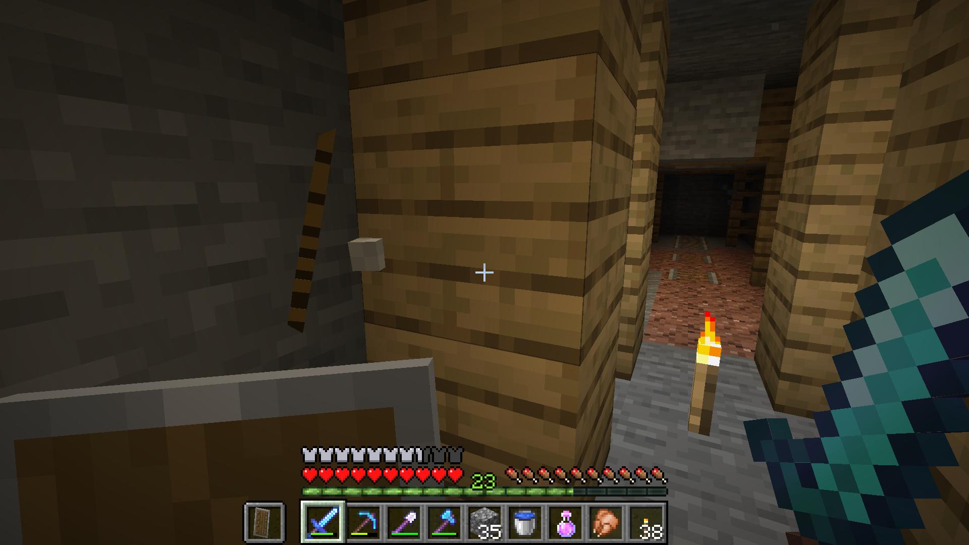Minecraft Villager Pathfinding - Muat Turun b