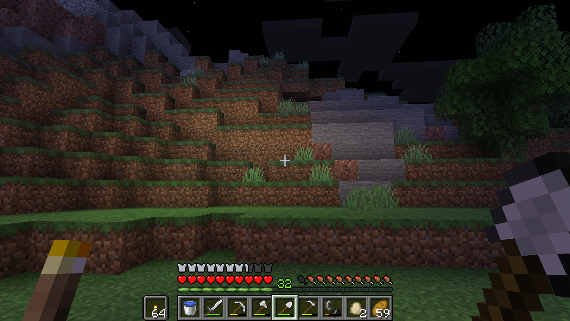 minecraft blocking light