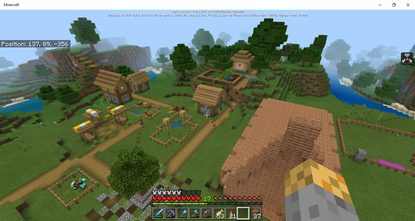 MCPE-44334] Villagers disappear after a raid and after every new