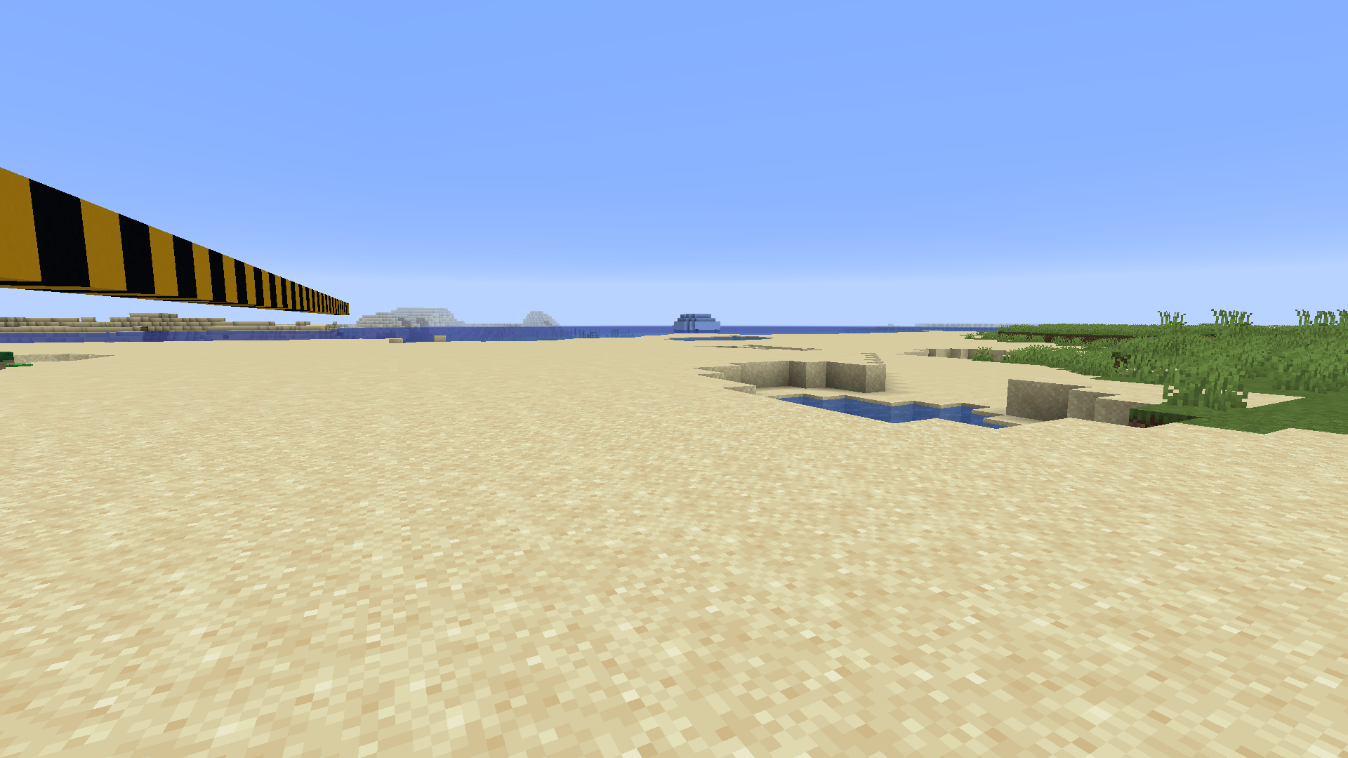 MC-147975] Beaches Are Huge With Large Biomes Generation - Jira