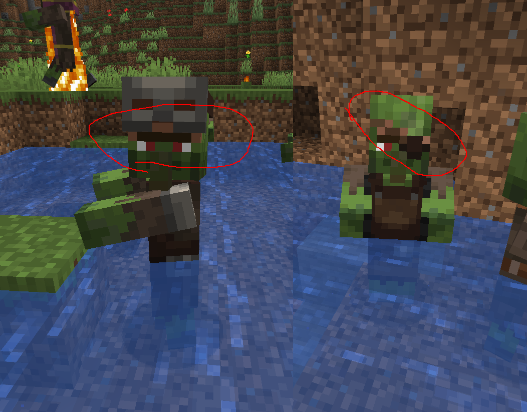 """MC-10] The zombie villager """"profession"""" texture uses villager"""
