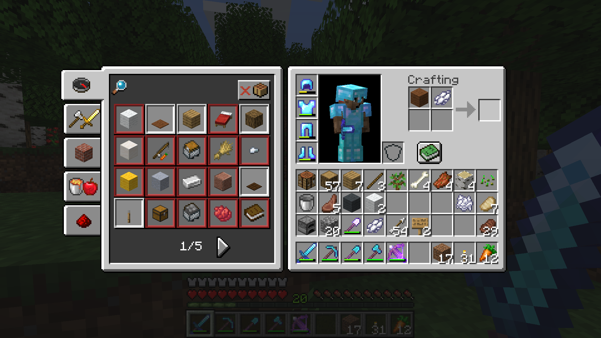 How to dye wool minecraft