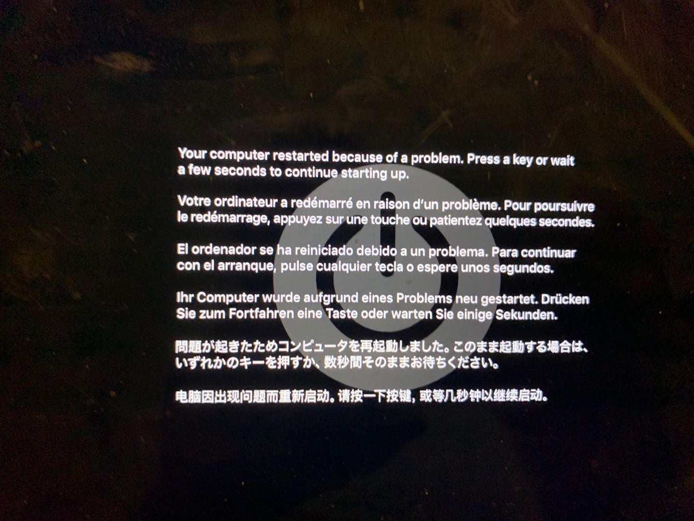 MC-149448] Minecraft cause MacBook Kernel Panic - Jira